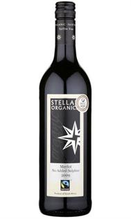 Stellar Organics Merlot 750ml - Case of 12